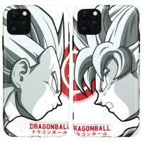 Dragon Ball Son Goku Vegeta Soft Case Cover For iPhone 11 Pro Max XS XR 7 8 Plus