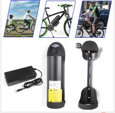 36V 10Ah E Bike Akku Fahrrad Li-ion Batterie Pedelec mit Ladegerät EBike Accu