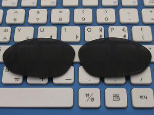 Black Polarized Lenses for-Oakley XX / Old Twenty XX (2000) Sunglasses