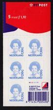 NVPH V1492b Beatrix inversie PTT Velletje iHBL Hangboekje uit 2001