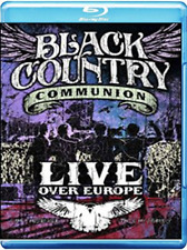 Black Country Communion: Live Over Europe (UK IMPORT) Blu-ray NEW