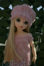 Handmade outfit in two pieces, hat and dress, available for yo-sd,pukifee,MSD,SD
