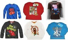 Disney Boys' Polyester Crew Neck T-Shirts & Tops (2-16 Years)