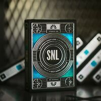 SNL Playing Cards USA Saturday Night Live Edition by Theory 11