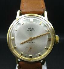 """K304⭐⭐ Vintage """" ARSA """" Incabloc Armbanduhr Handaufzug Kal.199 ⭐⭐"""