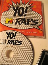 Yo! MTV Raps: A Journey Back in Rhyme by Various Artists (CD, Sep-2003, Rhino (L