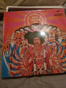 Jimi hendrix axis bold as love & Are You experienced 2 Lp Vynile
