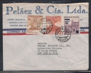 COLOMBIA Commercial Cover Bogota to New York City 20-5-1959 Cancel