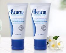 2 x TRAVEL SIZE Melaleuca Renew Intensive Skin Moisturizing Lotion 30ML