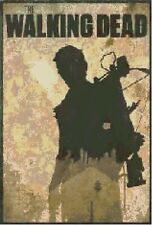 Walking Dead (Inspired) Daryl Silhouette Cross Stitch Kit