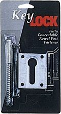 LJ SMITH (LJ-3005) Keylock™ Newel Post Fastener