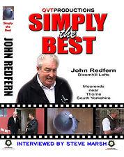 JOHN REDFERN RACING PIGEON DVD