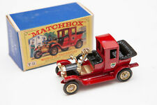 MATCHBOX Models Of Yesteryear Y11 1912 Packard Landaulet Boxed Rare TOP