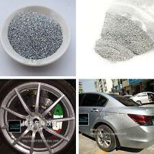 "Auto Car Paint Additive PET 6oz 0.4mm/0.016""Silver Metal Flake Glittering Bright"