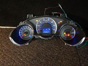 09 10 11 12 13 Honda Fit Speedometer Instrument Cluster 58K Miles 78100TK6A011