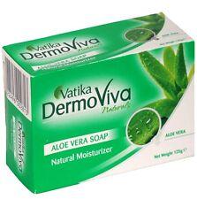 Vatika DERMOVIVA NATURAL HERBAL ALOE VERA Soap 125 grams USA SELLER