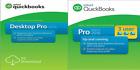 3 user QuickBooks Desktop Pro V2018-2016 for PC - one time payment [E-DELIVERY]