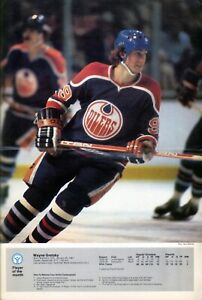 1 - Wayne Gretzky pull Out from the Scotia Bank Hockey Magazine  Babineau Pic