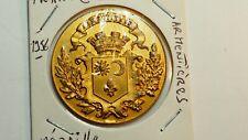 Médaille d'or du travaille 1956 ARMENTIERES