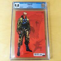 Batman #101D Jorge Jimenez Design 1:25 Variant CGC 9.8 James Tynion IV Incentive