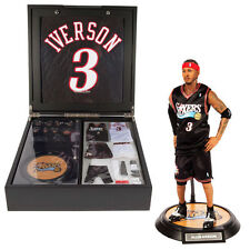 BRAND NEW - MITCHELL & NESS x ENTERBAY - ALLEN IVERSON - HOF COLLECTOR'S BOX