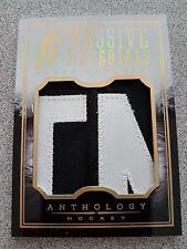 SCOTT HARTNELL 14-15 Panini Anthology Massive Materials PATCH 50/99