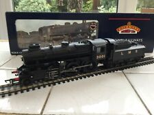 Bachmann 32-575 LMS 2-6-0 Ivatt Class 4 Loco 3001 with double chimney dcc fitted