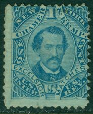 USA : 1864. Scott #RO66a Very Fine. Catalog $125.00.