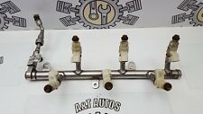 2005 CADILLAC CTS 2.8 PETROL FUEL INJECTION RAIL WITH INJECTORS BOSCH 12572886