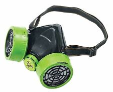 Zombie Biohazard Respirator Gas Mask Chemical Chem Suit Adult Costume Accessory