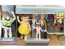 Disney Pixar Toy Story 4 Antique Shop Adventure Pack 8 Figures Buzz Lightyear