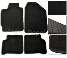 Fit For 02-06 Nissan Altima 4Dr Floor Mats Carpet Front & Rear Nylon Black 4PC