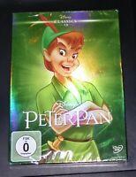 Peter Pan Disney Classics 13 Film DVD IN Cofanetto Spedizione più Veloce Nuovo