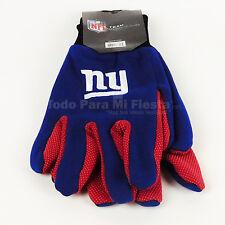 NFL New York Giants Winter GLoves No Slip Gloves 3D Team Logo Gift