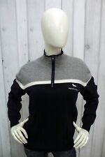 HARMONT&BLAINE Donna Taglia L Maglione Lana Sweater Pullover Maglietta Pull