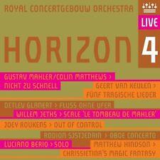 Royal Concertgebouw Orchestra - Horizon 4 Royal Concertgebouw Orchestra [CD]
