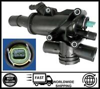 Thermostat + Housing FOR Peugeot 407 SW 2.0 HDI [2004-2010] 1336Y9 / 1336.Y9