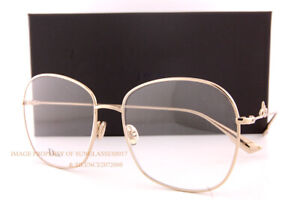 Brand New Christian Dior Eyeglass Frames Dior Signature/O/3 J5G Gold For Women