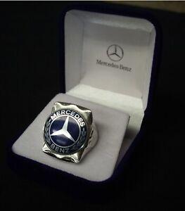 Mercedes Benz Silver Ring