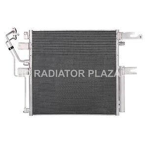 AC Condenser For 10 Dodge Ram 10-18 Ram 2500 3500 4500 5500 L6 6.7L Diesel AT