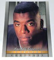 "1997 Donruss Studio Portraits 8""X10"" Kordell Stewart #23 NFL Pittsburg Steelers"