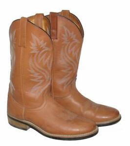 """"""" BISBEE """" Herren- Westernstiefel / Stiefel / Boots hell- braun / beige Gr. 41"""