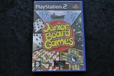Junior Board Games Playstation 2 PS2