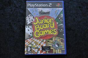 Junior Board Games Playstation 2 PS2