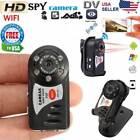 Spy Camera P2P IP WiFi Mini Portable Camera Indoor/Outdoor HD DV Hidden Security