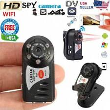 Spy Camera P2P IP WiFi Mini Portable Camera Indoor/Outdoor HD DV Hidden Security