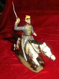 CBG Mignot: Confederate Cavalry, At the Gallop c1863.  Post War c1970