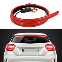 40'' Car LED Centre High Mount Third Stop Brake Light Bar Signal Lamp Universal