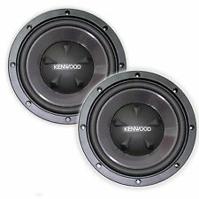 """2) KENWOOD KFC-W112S 12"""" (PAIR) SUBWOOFER 8 OHM 800W MAX**FAST SHIPPING"""