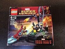 LEGO Marvel Super Heroes Iron Man vs. The Mandarin Ultimate Showdown 76008